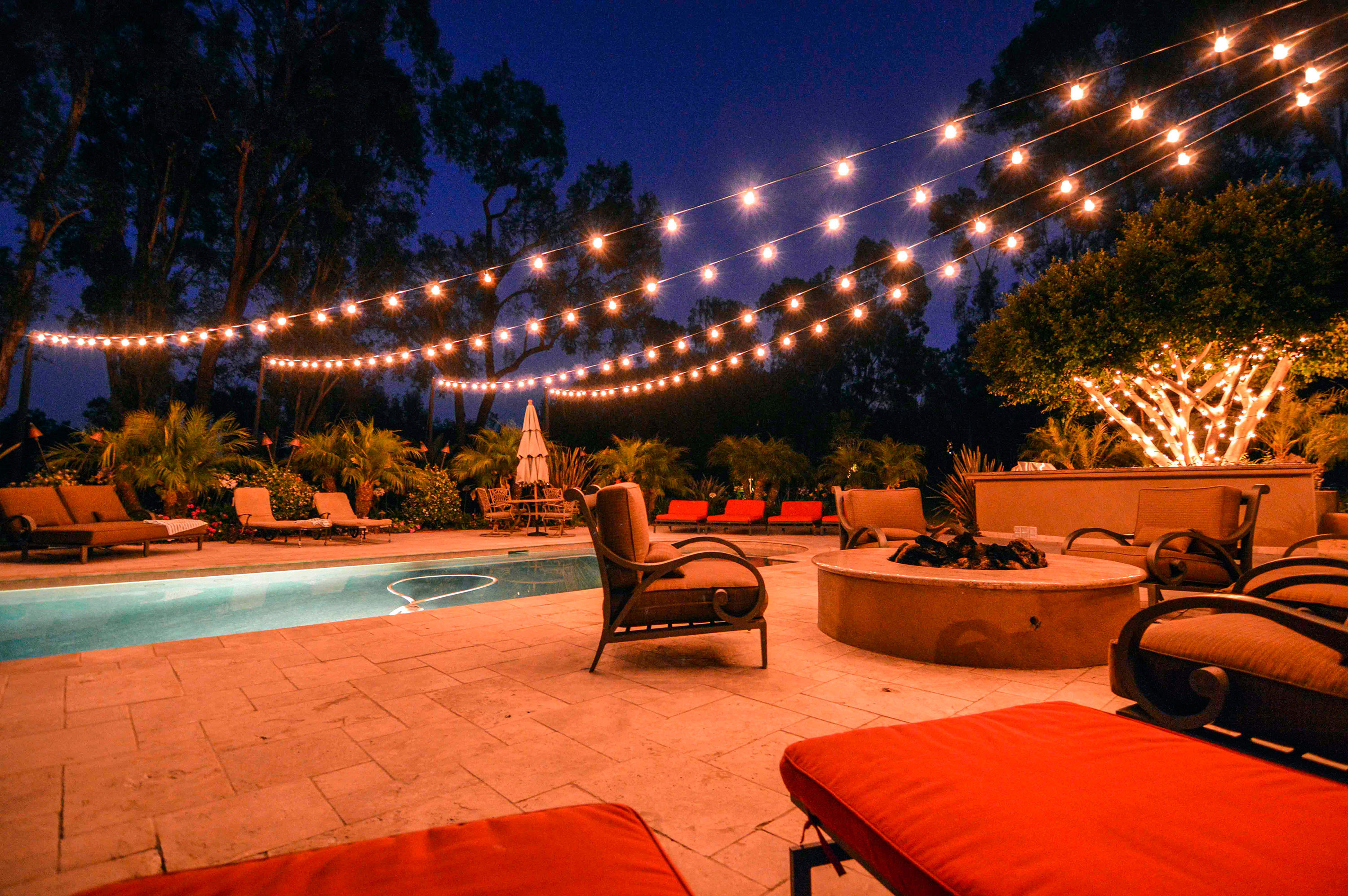 Outdoor sound systems video systems in bakersfield the for Classic house string sound