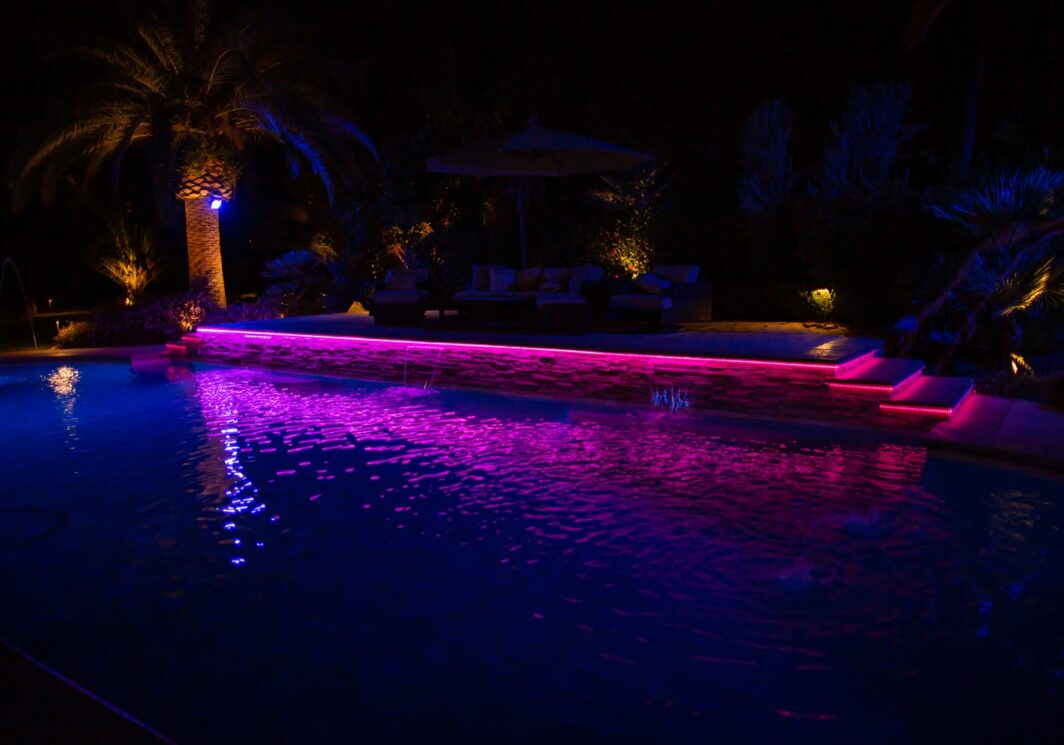 Outdoor Ribbon Lighting